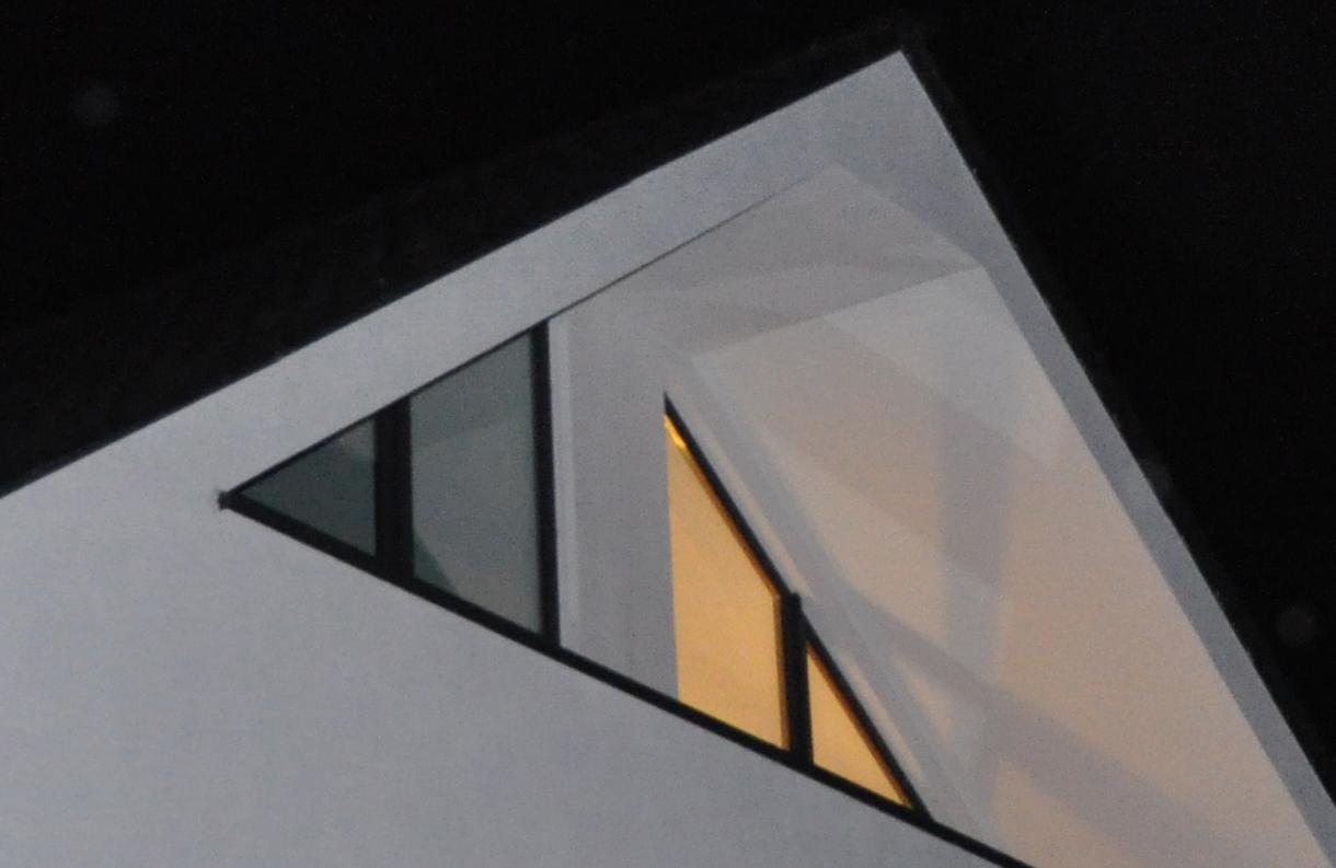 Giebel EFH Asperg / Stuttgart