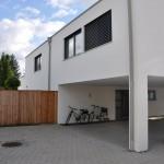 Eingangsbereich Mehrfamilienhaus in München