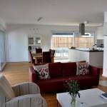Wohnraum eingerichtet mit Möbeln