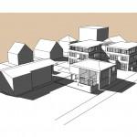 10-Familienhaus mit Tiefgarage, Raum Stuttgart, Ensemble