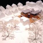 10-Familienhaus mit Tiefgarage, Raum Stuttgart, Modell