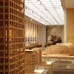 Bauen mit Holz - Wege in die Zukunft / Modelle