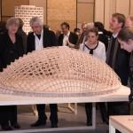 Bauen mit Holz - Wege in die Zukunft / Dome