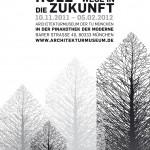 Bauen mit Holz - Plakat München