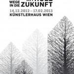 Bauen mit Holz - Plakat Wien