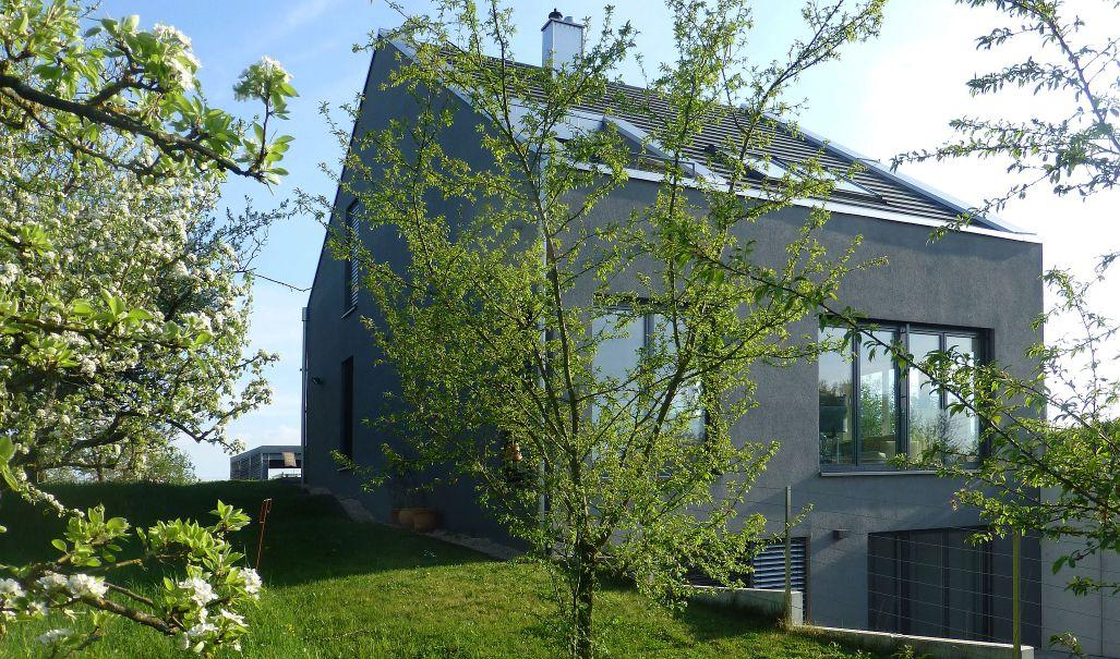 Ludwigsburg / Hohenasperg Neubauprojekt EFH: Ebenen