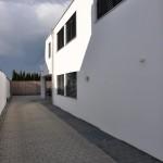 Aussenansicht Mehrfamilienhaus in München