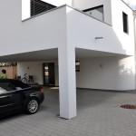 Parkplatzlösung Mehrfamilienhaus