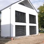 Asperg / Stuttgart: Neubauprojekt EFH: Außenansicht