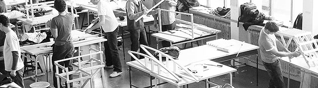 Architekten-Werkstatt Modellbau