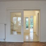 Eingangsbereich - renoviertes Einfamilienhaus in München